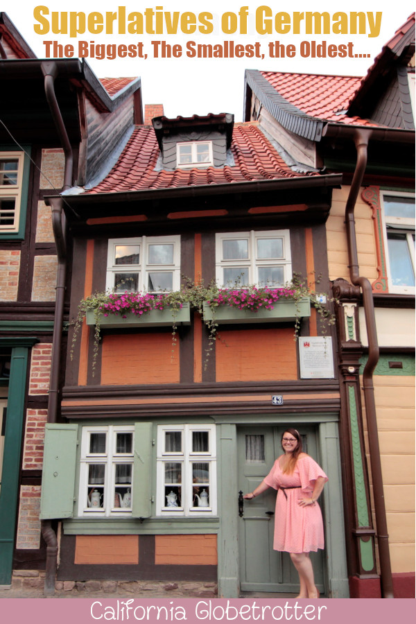 Superlatives of Germany | Interesting Facts about Germany | Unique Things to do in Germany | Germany Superlatives | Germany Facts | Facts Germany | Fun Facts for Kids | Germany Fun Facts | Germany Facts and Information | History Facts about Germany | #Germany #Europe - California Globetrotter