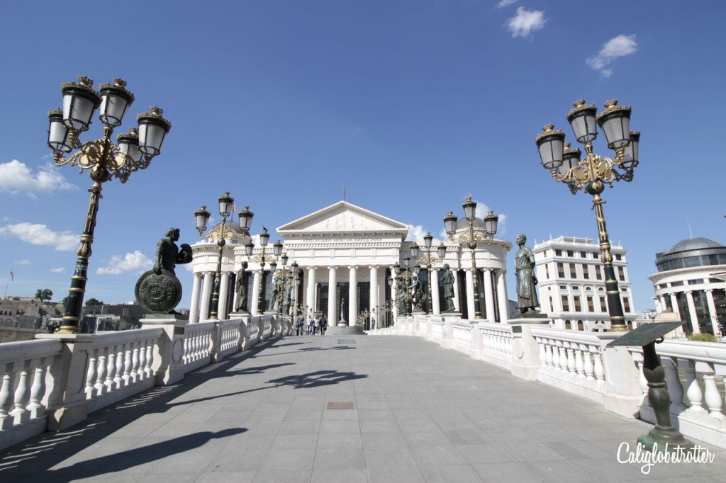 Why You NEED To Visit Skopje, Macedonia NOW! - California Globetrotter