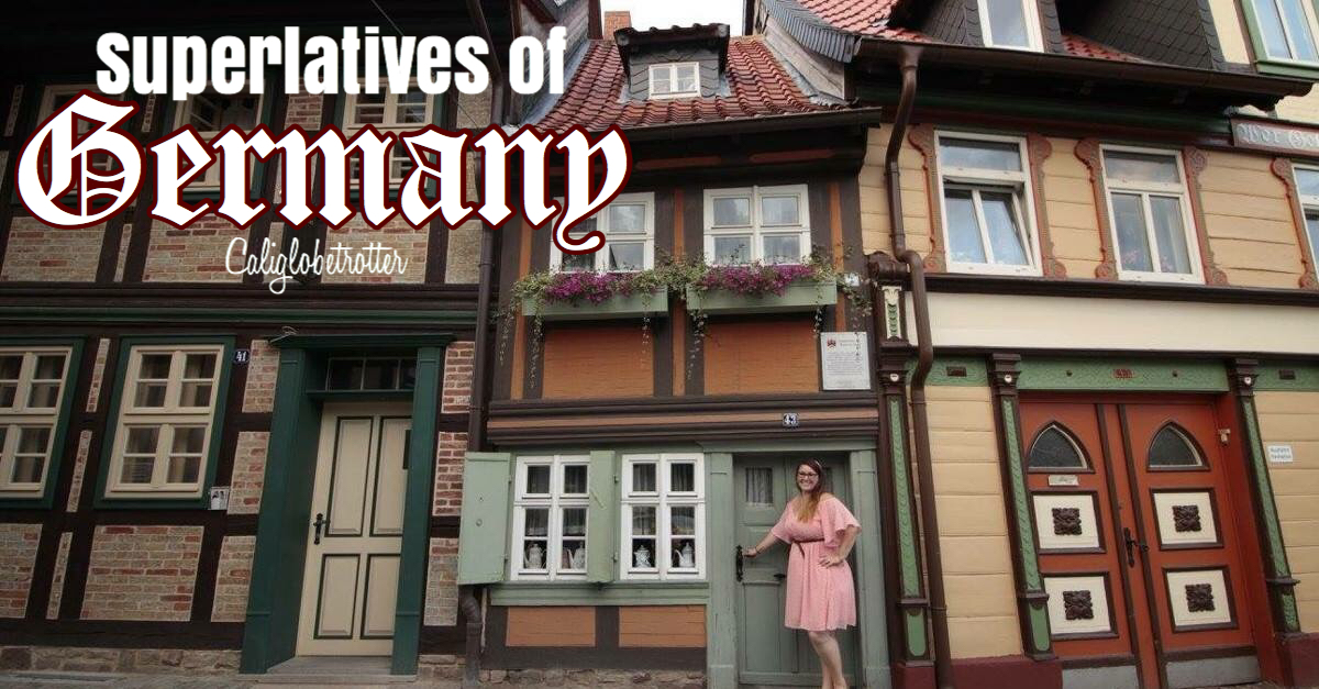 Superlatives of Germany   Interesting Facts about Germany   Unique Things to do in Germany   Germany Superlatives   Germany Facts   Facts Germany   Fun Facts for Kids   Germany Fun Facts   Germany Facts and Information   History Facts about Germany   #Germany #Europe - California Globetrotter