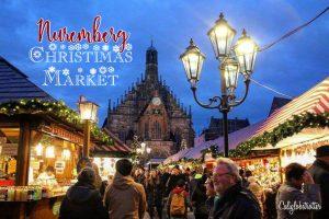 Exploring Nuremberg's Christmas Market - Nürnburger Weihnachstmarkt - Bavaria, Germany - California Globetrotter