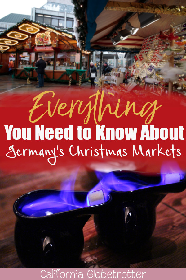 Everything You Need to Know About German Christmas Markets | What to buy at Christmas Markets | What to eat at Christmas Markets | Best Christmas Markets to Visit in Germany | Unique Christmas Markets to Visit | Top Christmas Markets to Visit in Southern Germany | Germany Christmas Market Guide | Tips for Visiting German Christmas Markets | Guide to German Christmas Markets | Deutsche Weihnachtsmarkts | Regensburg Christmas Market | #Germany #ChristmasMarkets #Weihnachtsmarkt - California Globetrotter