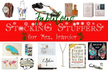FABULOUS Stocking Stuffers for Mrs. Traveler - Christmas Stocking Stuffers - California Globetrotter (1)