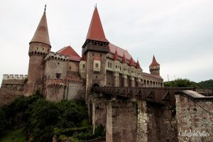 2 Week Balkan Road Trip: Corvin Castle, Romania - California Globetrotter