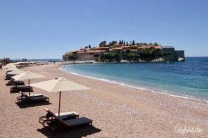 2 Week Balkan Road Trip: Sveti Stefan, Montenegro - California Globetrotter