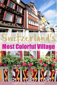 Visiting Appenzell & Hiking Ebenalp to Aescher | Most Colorful Village in Switzerland | Most Beautiful Restaurant in the World | What to do in Appenzell | Honeymoon Destinations in Appenzell | Unique Sights in Switzerland | Underrated Towns in Switzerland | Best Hikes in Switzerland | #Switzerland #Appenzell #Aescher #Ebenalp #HikinginSwitzerland #Europe - California Globetrotter