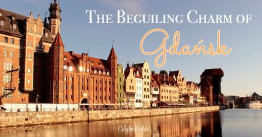 The Beguiling Charm of Gdańsk, Poland | City Guide to Gdańsk | Things to do in Gdańsk | Gdańsk Itinerary | Where to find the best pierogi in Gdańsk | Main Attractions in Gdańsk | Excursions from Gdańsk | Street Art Zaspa | Street Art in Gdańsk | #Gdańsk #Poland #Pierori - California Globetrotter