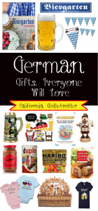German Gifts Everyone Will Love - German Souvenirs - German Presents - Souvenirs from Germany - California Globetrotter