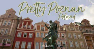 Pretty Poznan, Poland | Visit Poland | Visit Poznan | Poznan City Guide | Poznan Travel Guide | What to do in Poznan | Top Attractions in Poznan | What to See in in Poznan | Where to Stay in Poznan | Top Destination in Poland | Places to Visit in Poland | Where to Eat in Poznan | #Poznan #Poland #Europe #EasternEurope - California Globetrotter