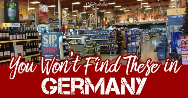 25+ Things You Won't Find in Germany | Things Germany Doesn't Have | Germany vs USA | American Things not found in Germany | Differences Between USA and Germany | Things You Will Miss from America | Living in Germany | Expat in Germany - California Globetrotter