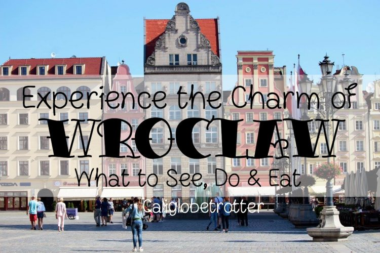 Experience the Charm of Wroclaw, Poland - What to See, Do & Eat in Wroclaw - Where to Stay in Wroclaw - Gnomes of Wroclaw - California Globetrotter (1)