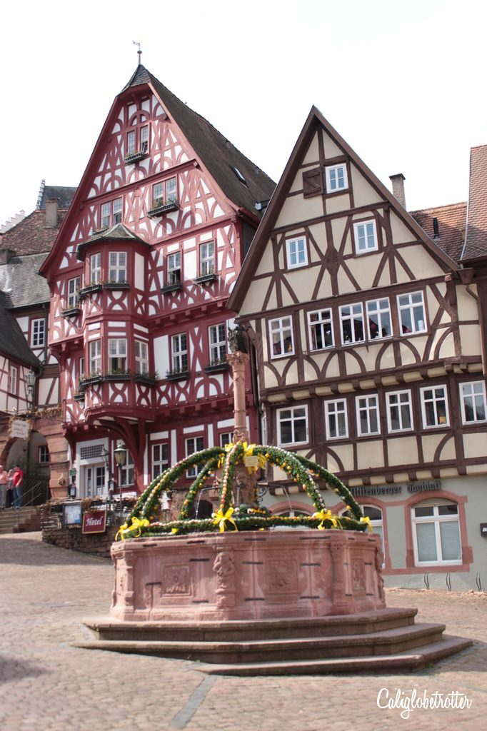 2017 in 60 Pictures: Miltenberg, Bavaria, Germay - California Globetrotter