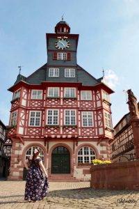 2017 in 60 Pictures: Heppenheim Rathaus, Hesse, Germany - California Globetrotter