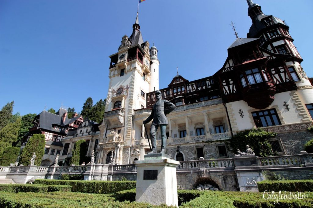 2017 in 60 Pictures: Peles Castle, Romania - California Globetrotter