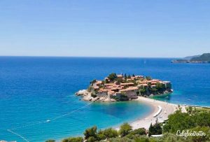 2017 in 60 Pictures: Sveti Stefan - California Globetrotter
