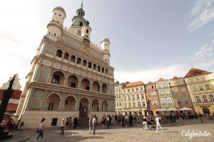 Poznan, Poland - California Globetrotter