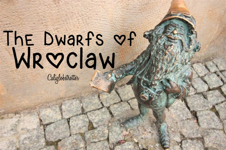 The Dwarfs of Wroclaw - The Gnomes of Wroclaw - Hunting for Dwarfs in Wroclaw - Krasnal - Wroclaw, Poland (3)