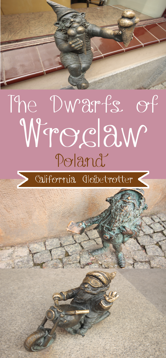 The Dwarfs of Wroclaw - The Gnomes of Wroclaw - Hunting for Dwarfs in Wroclaw - Krasnal - Wroclaw, Poland (3)