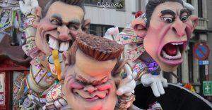 3 Days of Debauchery at the Aalst Carnaval, Belgium - Aalst Carnival - Carnivals in Europe - European Carnivals - Festivals in Europe - European Festivals | #Aalst #Belgium #Flanders #Carnaval - California Globetrotter
