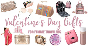 Valentine's Day Gifts for Miss Travelholic | Travel Gifts for Valentine's Day | Valentine's Day Gifts for Her | Valentine's Day Gifts besides Chocolate & Roses | Travel Accessories for Women | The Best Travel Gifts | Rose Gold Gifts | Rose Gold Travel Gifts | Rose Gold Travel Gear - California Globetrotter