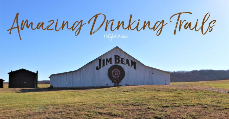 Amazing Drinking Trails Around the World | Great Drinking Trails | #KYBourbon Kentucky Bourbon Trail | Leuven, Belgium Beer Walking Tour | 290 Wine Trail| Speyside Wiskey Trail | Tennessee Whiskey Trail | New Zealand's North Island Wineries | Bend Ale Trail - California Globetrotter