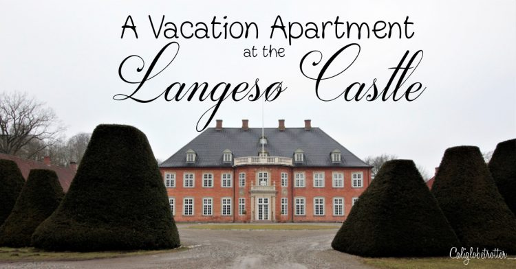 A Vacation Apartment at the Langesø Castle in Denmark | Hotels near Odense | Hotels on Funen, Denmark | Castle Hotel in Denmark | Hotel Review for Langesø Castle - California Globetrotter