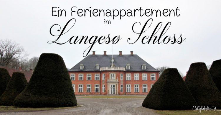 Ein Ferienappartement im Langesø Schloss in Dänemark | Hotels nahe Odense | Hotels auf Funen, Dänemark | Schlosshotel in Dänemark | Hotel Review für Langesø Schloss - California Globetrotter