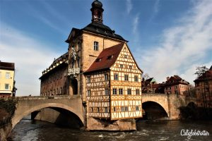 STUNNING City Halls in Germany | Atemberaubende Rathäuser in Deutschland | Town Halls in Germany | Top City Halls in Germany | Beautiful Town Halls in Germany | Bamberg City Hall |Altes Rathaus Bamberg - California Globetrotter