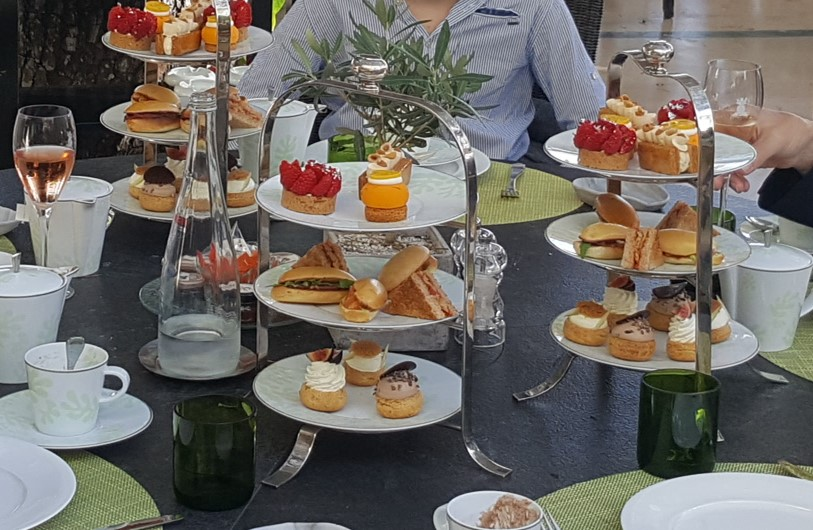 Afternoon Teas Around the World - Grand Hotel Cap Ferrat Afternoon Tea, Nice, France - Afternoon Tea in Nice - Afternoon Tea in France by Lou Messugo - The Best Afternoon Teas - High Tea - Luxurious Afternoon Teas - California Globetrotter