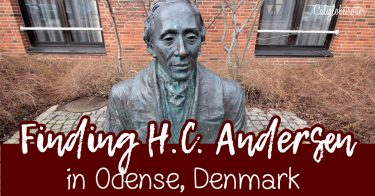 Finding H.C. Andersen in Odense, Denmark - The King of Fairy Tales - Explore with Hans Christian Andersen - Hans Christian Andersen Childhood Home - VisitOdense - Guide to Odense - The Birthplace of Hans Christian Andersen - Hans Christian Andersen's Fairy Tale Statues - What to do in Odense - California Globetrotter