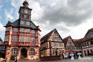 STUNNING City Halls in Germany | Atemberaubende Rathäuser in Deutschland | Town Halls in Germany | Top City Halls in Germany | Beautiful Town Halls in Germany | Heppenheim City Hall | Heppenheim City Hall | Altes Rathaus Heppenheim - California Globetrotter