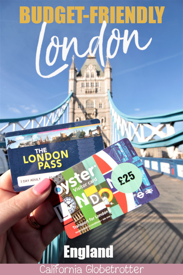 A Traditional London Itinerary with the London Pass | London Pass Attractions | Is the London Pass worth it? | Budget-friendly City Trip | How to Save Money in London | Budget Guide to London | Budget-friendly London | Free Things to do in London | What to see in London | London Travel Guide | London Budget Guide | What to do in London | Main Attractions in London | Unique Things to do in London | Afternoon Tea in London - California Globetrotter