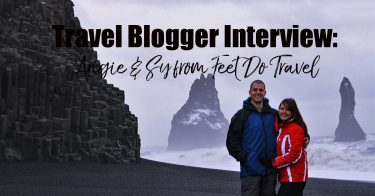 Travel Blogger Interview - 20 Questions to Introduce You to Angie & Sy from FeetDoTravel - Digital Nomad Travel Blogger - California Globetrotter
