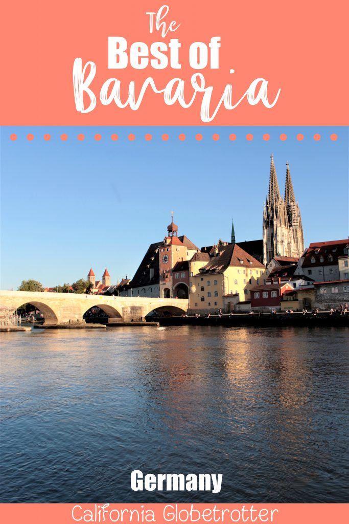 The Best Places to Visit in Bavaria | Top Cities to Visit in Bavaria | Top Towns to Visit in Bavaria | Top Destinations in Bavaria to Visit | Where to go in Bavaria | Things to do in Bavaria | Bavaria Top Destinations | Bavaria Travel Inspiration | Bavaria Bucket List Destinations | #Bavaria #Bayern #Germany #Deutschland - California Globetrotter