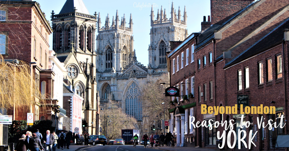 Beyond London: Reasons to Visit York, England | Day Trips from London | What to do in York | Main Sights in York | Afternoon Tea in York | Guide to York, England | York Itinerary | Travel Guide for York | #York #Yorkshire #England #Britain - California Globetrotter