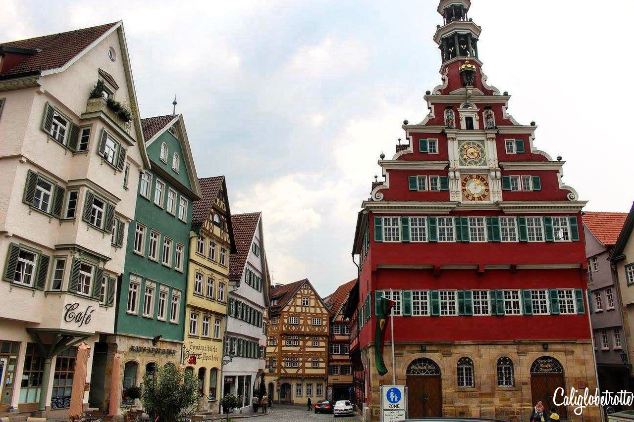 Esslingen am Neckar, Germany | Day Trips from Frankfurt | Day Trips from Stuttgart | Top Places to Visit in Germany | Things to do in Germany | Castles in Germany | Best Cities to Visit in Germany | Small Towns in Germany | Half-timbered Towns in Germany | Germany City Tripping | Road Trips in Germany | Family-friendly Day Trips - California Globetrotter