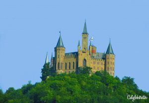 Burg Hohenzollern, Germany | Day Trips from Frankfurt | Day Trips from Stuttgart | Top Places to Visit in Germany | Things to do in Germany | Castles in Germany | Best Cities to Visit in Germany | Small Towns in Germany | Half-timbered Towns in Germany | Germany City Tripping | Road Trips in Germany | Family-friendly Day Trips - California Globetrotter