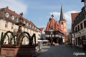 Michelstadt, Germany | Day Trips from Frankfurt | Day Trips from Stuttgart | Top Places to Visit in Germany | Things to do in Germany | Castles in Germany | Best Cities to Visit in Germany | Small Towns in Germany | Half-timbered Towns in Germany | Germany City Tripping | Road Trips in Germany | Family-friendly Day Trips - California Globetrotter