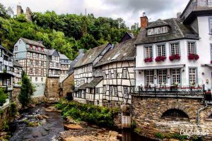 Monschau, Germany | Day Trips from Frankfurt | Day Trips from Stuttgart | Top Places to Visit in Germany | Things to do in Germany | Castles in Germany | Best Cities to Visit in Germany | Small Towns in Germany | Half-timbered Towns in Germany | Germany City Tripping | Road Trips in Germany | Family-friendly Day Trips - California Globetrotter