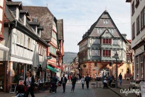 Miltenberg, Germany | Day Trips from Frankfurt | Day Trips from Stuttgart | Top Places to Visit in Germany | Things to do in Germany | Castles in Germany | Best Cities to Visit in Germany | Small Towns in Germany | Half-timbered Towns in Germany | Germany City Tripping | Road Trips in Germany | Family-friendly Day Trips - California Globetrotter