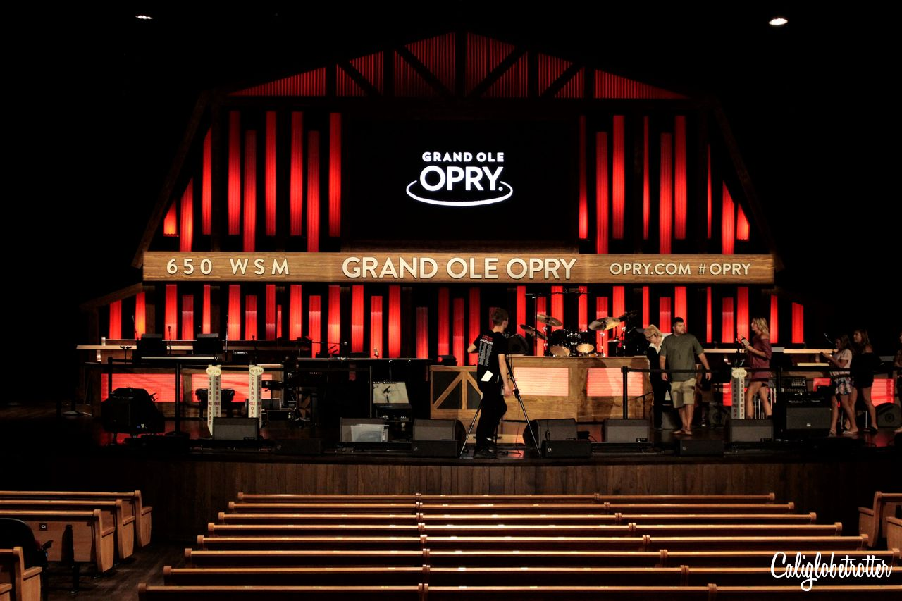 Grand Ole Opry | Nashville, TN: Honky Tonk Heaven | Honky Tonk Highway | Things to do in Nashville | Music City Total Access Pass | Nashville City Card | Budget-friendly Nashville | Day Trips from Nashville | Nashville Street Art | Wall Murals in Nashville | Nashville City Guide | #Nashville #Tennessee #StreetArt #Budgetfriendly - California Globetrotter