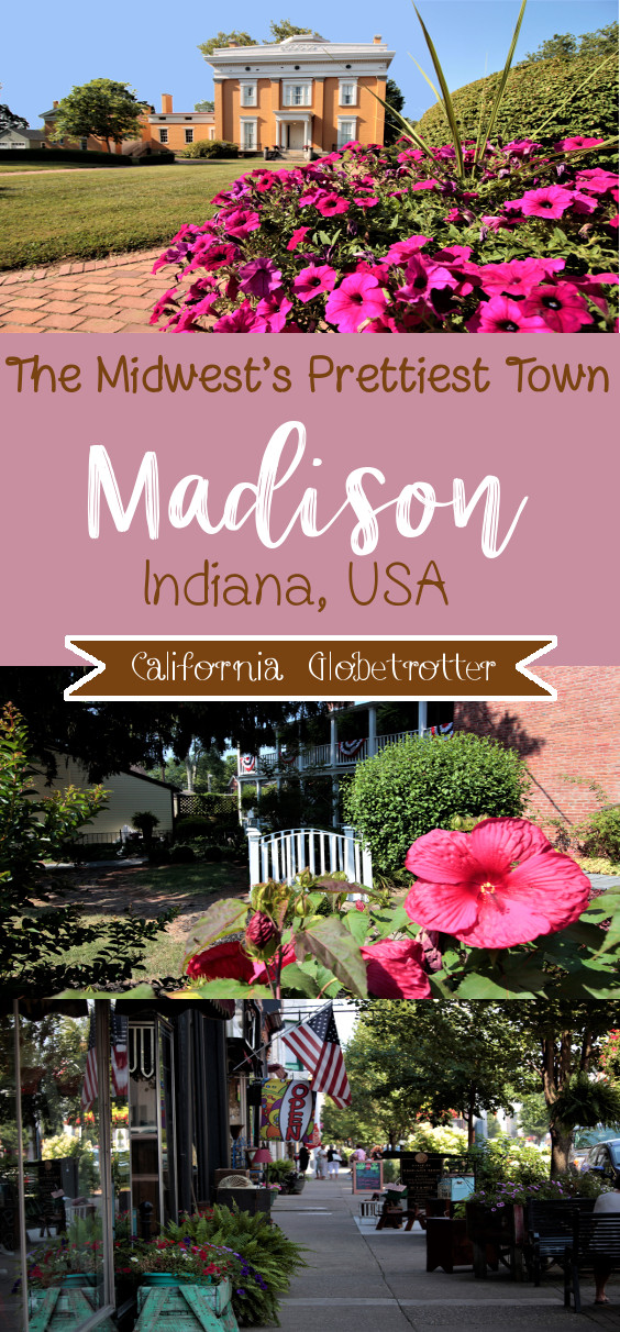"Madison, Indiana - ""The Midwest's Prettiest Town"" 