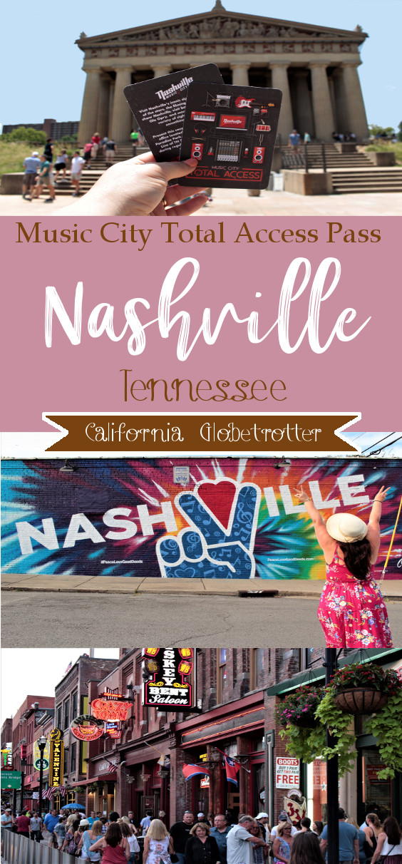 Nashville, TN: Honky Tonk Heaven | Honky Tonk Highway | Things to do in Nashville | Music City Total Access Pass | Nashville City Card | Budget-friendly Nashville | Day Trips from Nashville | Nashville Street Art | Wall Murals in Nashville | Nashville City Guide | #Nashville #Tennessee #StreetArt #Budgetfriendly - California Globetrotter
