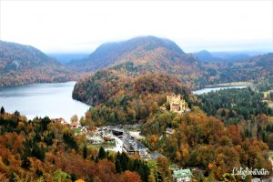 "Schloss Neuschwanstein | 10+Places to Visit in Southern Germany in Autumn | Autumn in Germany | Fall in Germany | Germany's ""Golden October"" Altweibersommer 
