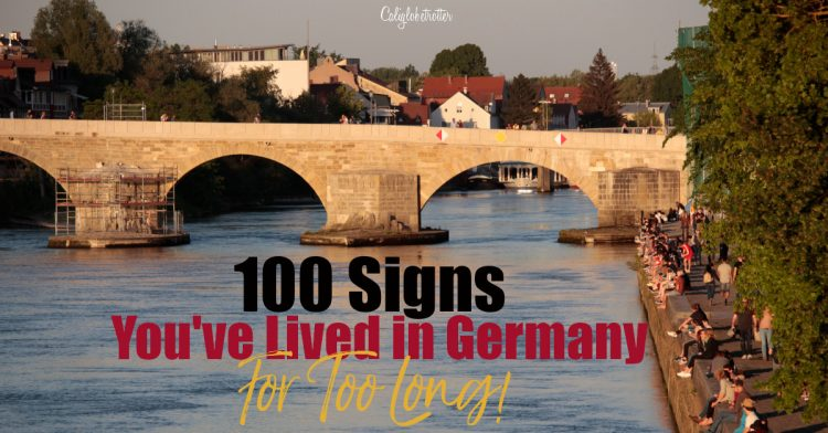 100 Signs You've Lived in Germany For Too Long! | Life in Germany | Expat in Germany | German Culture | Things Germans Do | American Expat in Germany | Germany vs US | US vs Germany | Cultural Differences Between Germany and USA | German Habits | #Expat #ExpatinGermany #AmericanExpat #Germany - California Globetrotter