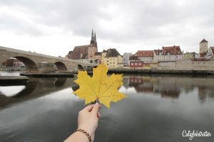 "Regensburg Herbst | 10+Places to Visit in Southern Germany in Autumn | Autumn in Germany | Fall in Germany | Germany's ""Golden October"" Altweibersommer 