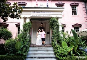 The Olde Pink House Restaurant | The Pirates' House | A Busy Bee's Guide to Savannah, Georgia | Things to do in Savannah | 24 hours in Savannah | Savannah City Guide | Savannah Itinerary | Getting Around Savannah | Where to Eat in Savannah | Savannah Historic District | Downtown Savannah | #Savannah #Georgia #TravelUSA - California Globetrotter