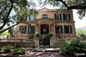 Owens-Thomas House | A Busy Bee's Guide to Savannah, Georgia | Things to do in Savannah | 24 hours in Savannah | Savannah City Guide | Savannah Itinerary | Getting Around Savannah | Where to Eat in Savannah | Savannah Historic District | Downtown Savannah | #Savannah #Georgia #TravelUSA - California Globetrotter