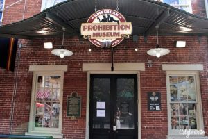 American Prohibition Museum | A Busy Bee's Guide to Savannah, Georgia | Things to do in Savannah | 24 hours in Savannah | Savannah City Guide | Savannah Itinerary | Getting Around Savannah | Where to Eat in Savannah | Savannah Historic District | Downtown Savannah | #Savannah #Georgia #TravelUSA - California Globetrotter