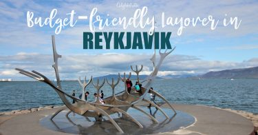 Budget-Friendly Layover in Reykjavik, Iceland | 19 hour lay over in Reykjavik | Reykjavik layover | Wow Airlines Iceland Layover | Free Things to do in Reykjavik | Reykjavik Free Things to Do | Reykjavik Main Sights | Budget Airline Long Haul Flight to US | Budget-friendly Reykjavik | Street Art in Reykjavik | Reykjavik Street Art | #Reykjavik #Iceland - California Globetrotter