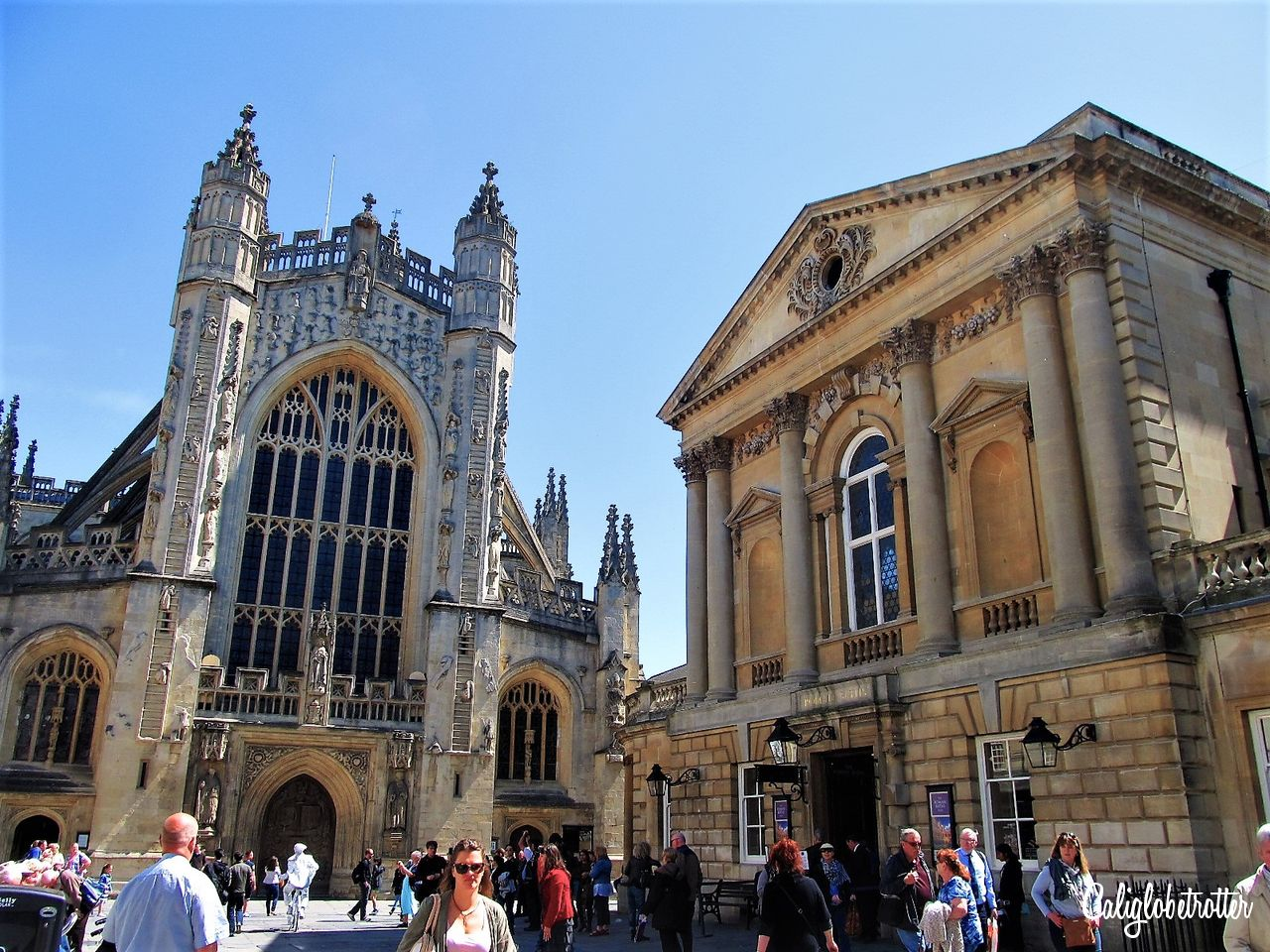 Bath, England | Stupid Pretty Towns in Europe | Best European Villages to Visit | Small Towns in Europe | Picturesque European Town | Best Towns to Visit in England | Pretty English Towns | Fairy Tale Towns in Europe | European Fairy Tale Villages | Best Old Towns in Europe | #Bath #England #Europe - California Globetrotter